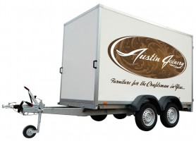 Austin Joinery provides furniture delivery.