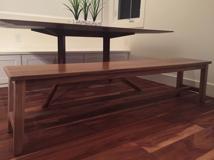 pecos dining table austin joinery austin tx