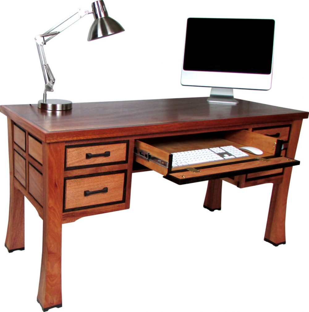 Image of the Sabine Executive Desk by Austin Joinery