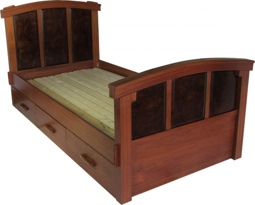 Image of Austin Joinery's Colorado Bed