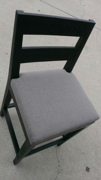 Image of handmade matching stools