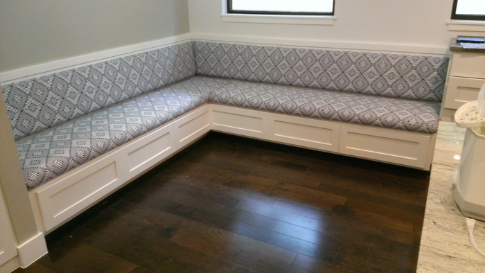 Beautiful How Itu0027s Made: Custom Banquette