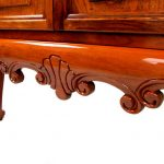 This is an image of our Trinity Entry Table by Austin Joinery