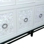 Custom White Cabinets by Austin Joinery