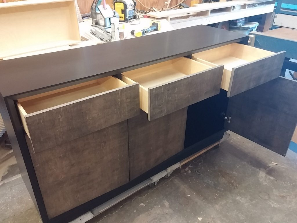 Modern Side Console Table