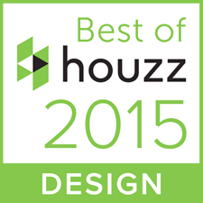 Austin Joinery won the 2015 Houzz Best of Design award for it's custom furniture.