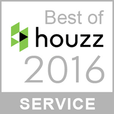 Austin Joinery won the 2016 Houzz Best of Service award for it's custom furniture.