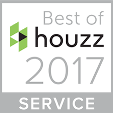 Austin Joinery won the 2017 Houzz Best of Service award for it's custom furniture.