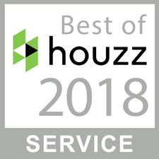 Austin Joinery won the 2018 Houzz Best of Service award for it's custom furniture.