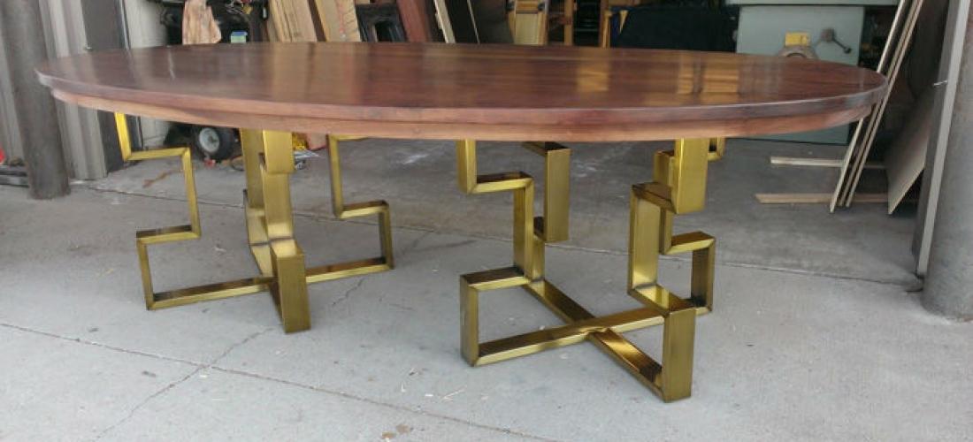 Round dining table austin tx